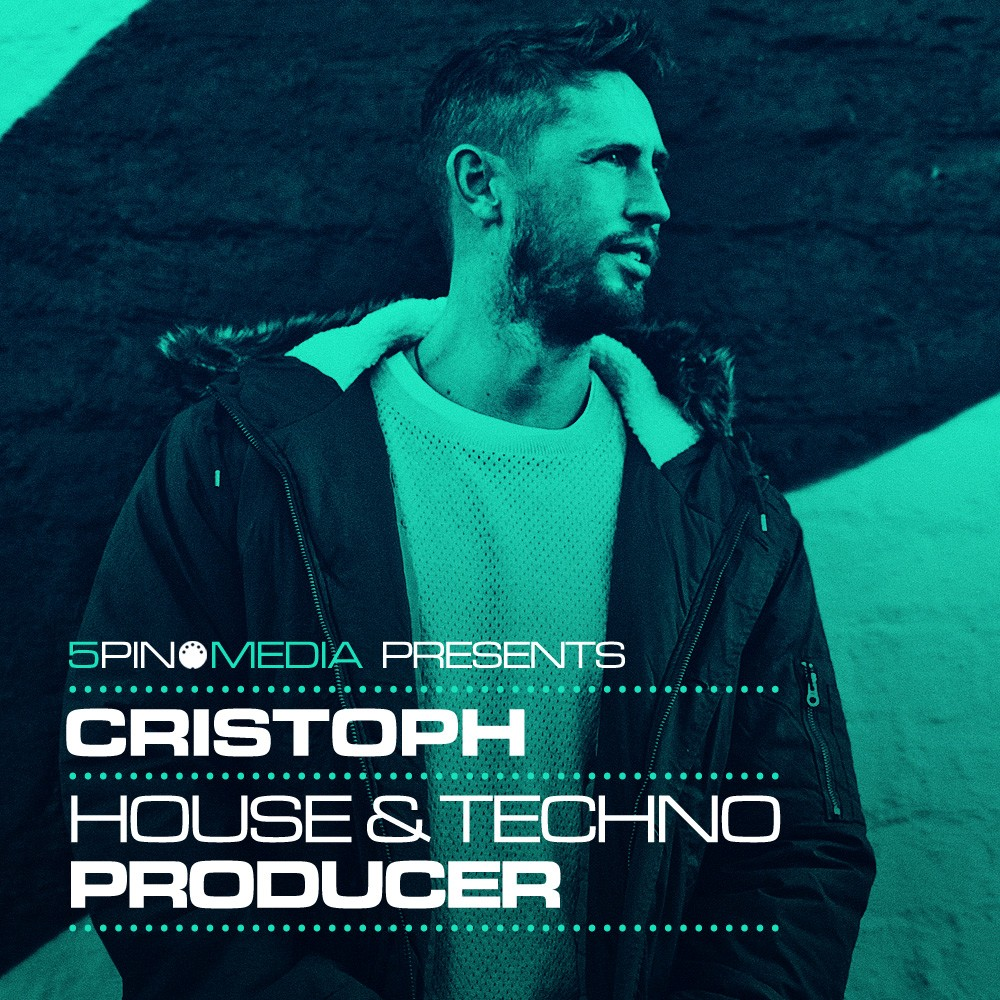 Cristoph House & Techno Producer with 5Pin Media