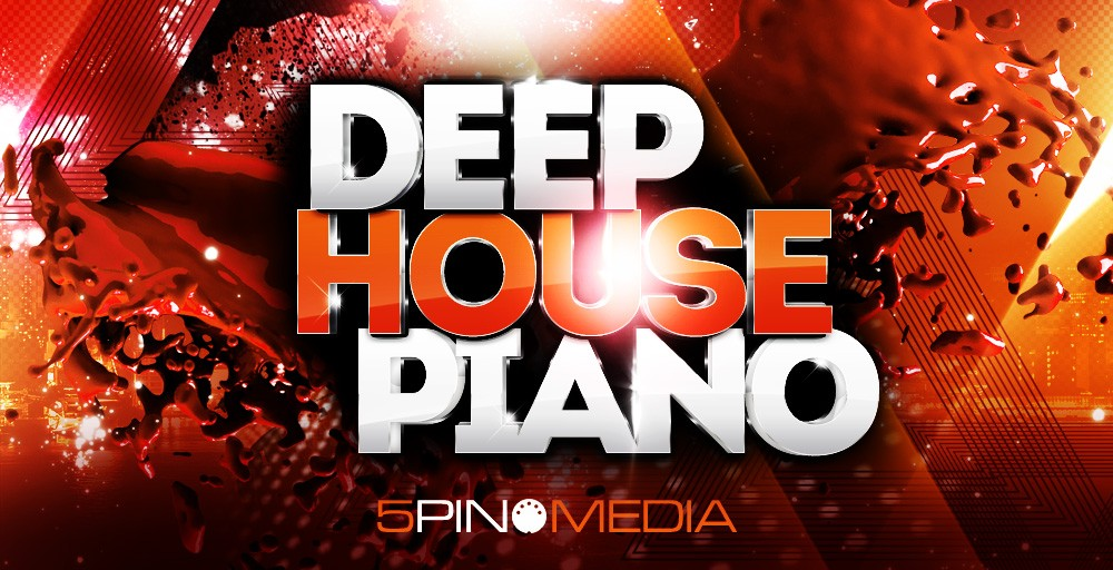 Deep House Piano by 5Pin Media