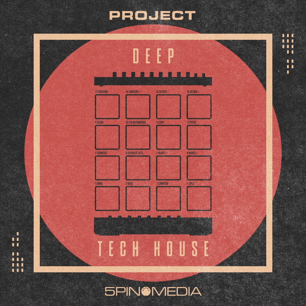 Deep Tech House Project