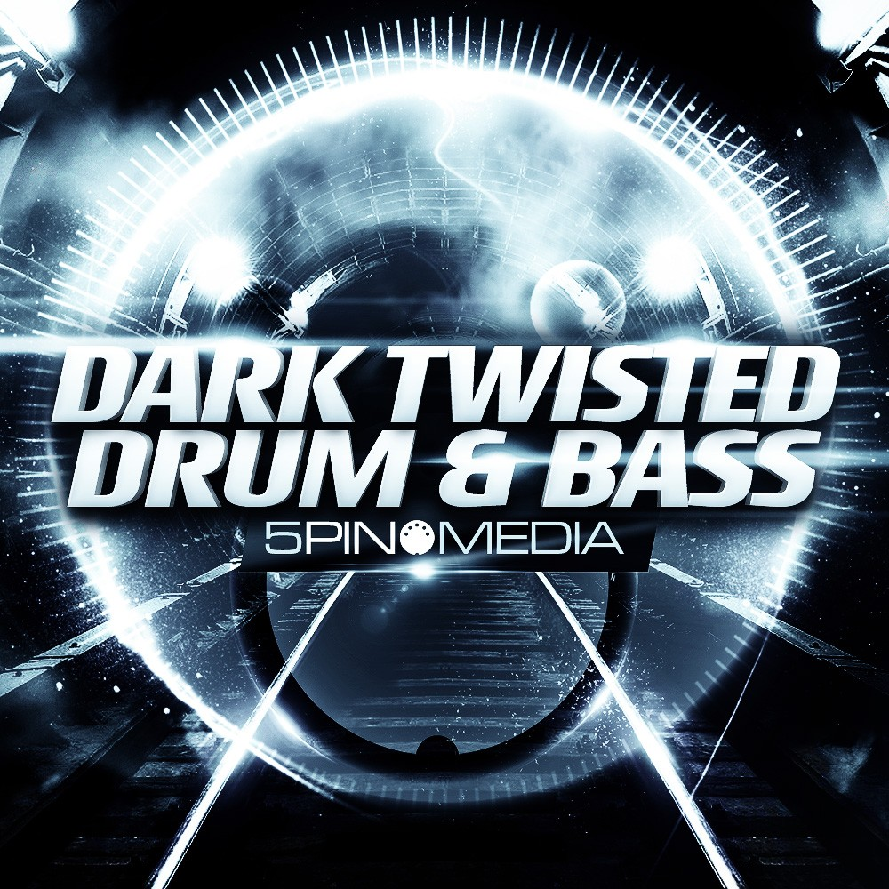 Dark Twisted Drum & Bass by 5Pin Media