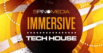 Immersive Tech House by 5Pin Media