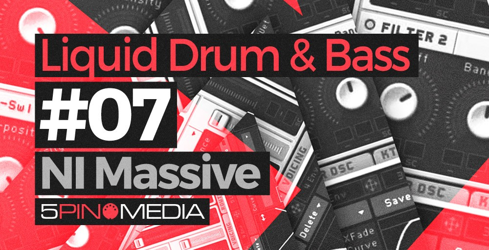 Liquid Drum & Bass Bank for NI Massive