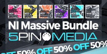 NI Massive Bundle by 5Pin Media