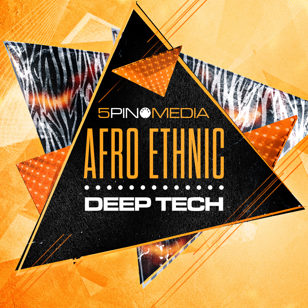 Afro Ethnic Deep Tech by 5Pin Media