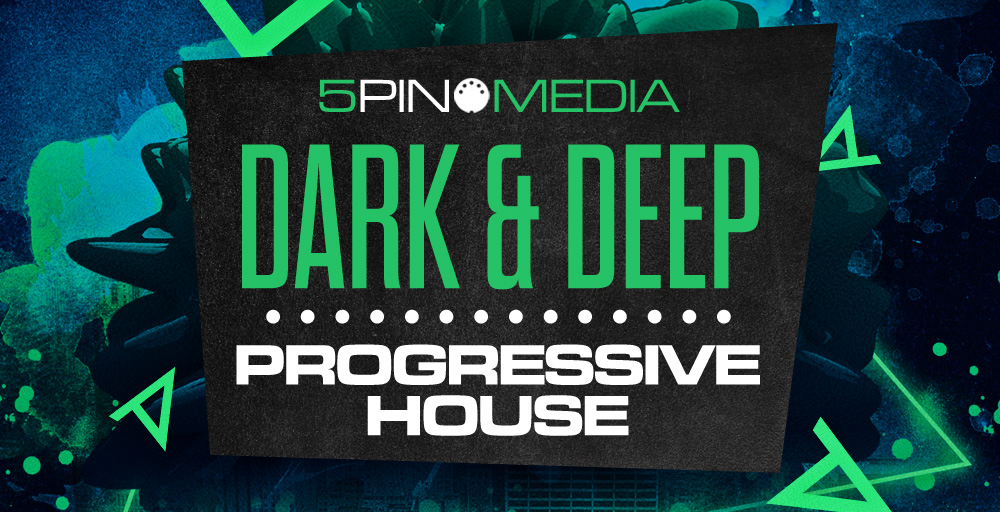 Progressive House, House - Loops, Sampler Patches, One Shots