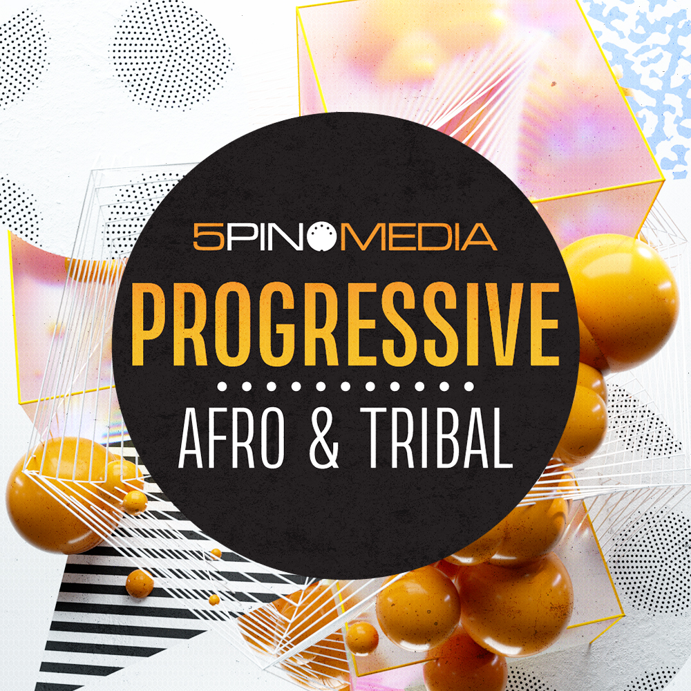 Progressive Afro & Tribal