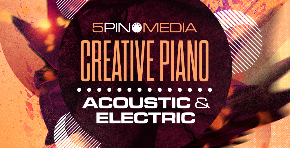 Creative Piano - Acoustic & Electric
